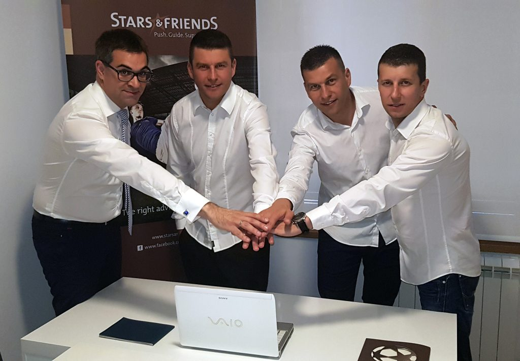Stars & Friends Team