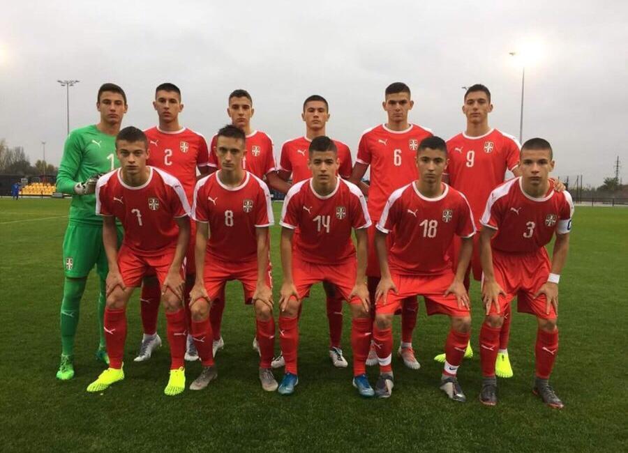 Nikolić ponovo igrao za Srbiju